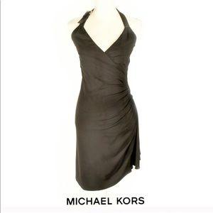 Michael Kors halter dress